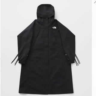 ハイク(HYKE)のHYKE×THE NORTH FACE 19ss  mountain coat(マウンテンパーカー)