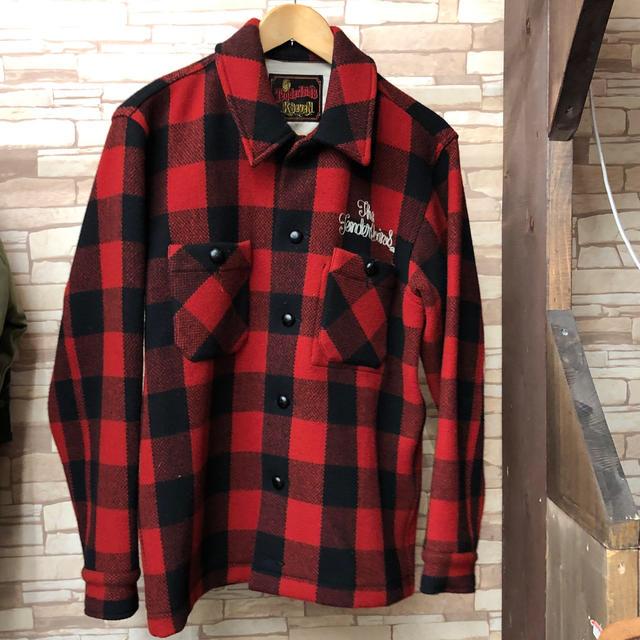 TENDERLOIN(テンダーロイン)のテンダーロイン バッファロージャケット M 美品 メンズのジャケット/アウター(ブルゾン)の商品写真