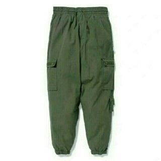 ダブルタップス(W)taps)のWtaps smock/trousers cotton ripstop 2サイズ(ワークパンツ/カーゴパンツ)