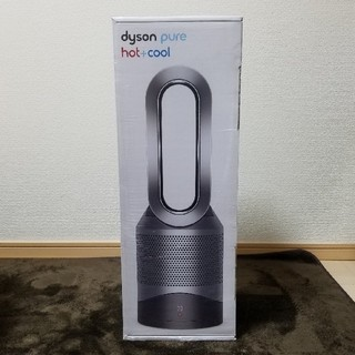 Dyson - ダイソン HP00IS 空気清浄機能付ファンヒーター Pure Hot+Cool