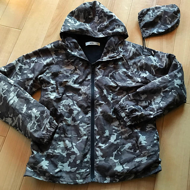 MPS(エムピーエス)のMPS 上着140 キッズ/ベビー/マタニティのキッズ服男の子用(90cm~)(ジャケット/上着)の商品写真