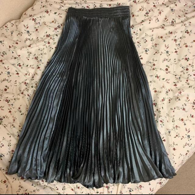 Lochie(ロキエ)のグリッタースカート 最終限定値下げ レディースのスカート(ロングスカート)の商品写真