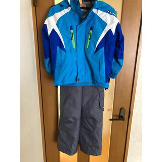 エアウォーク(AIRWALK)のエアウォーク   ジュニア スキーウェア サイズ130(ウエア)
