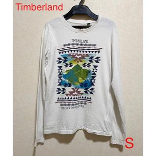 ティンバーランド(Timberland)のティンバーランド メンズ 長袖 Timberland ロングTシャツ カットソー(Tシャツ/カットソー(七分/長袖))
