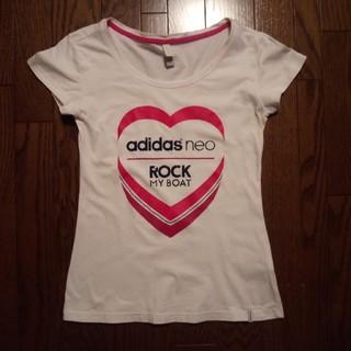 アディダス(adidas)のadidasneo Tシャツ(Tシャツ(半袖/袖なし))