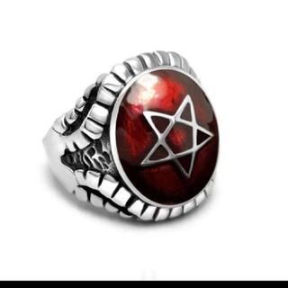 五芒星リング 指輪(リング(指輪))