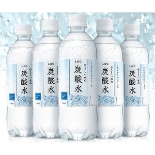 mamin様専用96本やさしい水の炭酸水500ml(ミネラルウォーター)