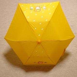サンリオ(サンリオ)のコロコロクリリン折りたたみ傘🌟ケース付き(傘)
