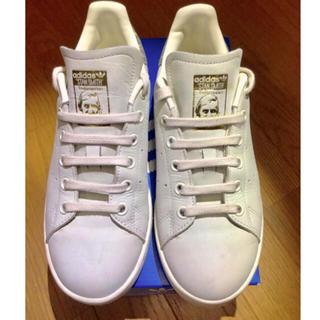 アディダス(adidas)のスタンスミス 中古 美品‼️ 定価16000円程度‼️(スニーカー)