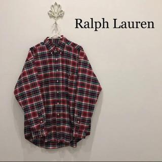 ラルフローレン(Ralph Lauren)のRalph Lauren ラルフローレン チェックシャツ(シャツ)