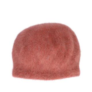 オーバーライド(override)のアンゴラベレー帽(ハンチング/ベレー帽)