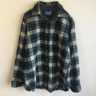 ペンドルトン(PENDLETON)のペンドルトン PENDLETON ウール シャツ ※ホール有り(シャツ)