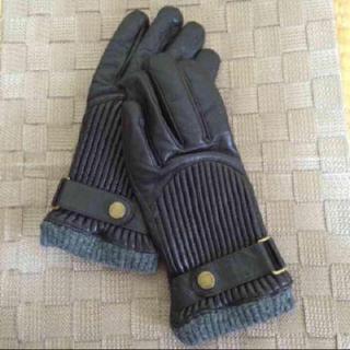 ポロラルフローレン(POLO RALPH LAUREN)のポロラルフローレン  グローブ 手袋(手袋)