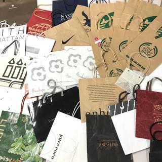 ユナイテッドアローズ(UNITED ARROWS)の130枚 ショップ袋 まとめ売り ショッパー 大量 ポイント消化 紙袋 フリマ(ショップ袋)