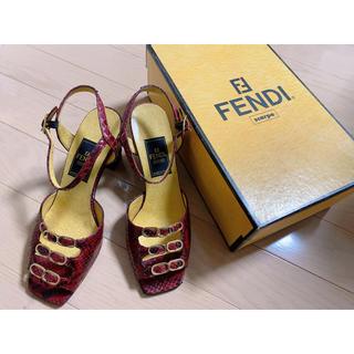 FENDI - FENDI パンプス 35サイズ(22センチ)