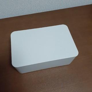 MUJI (無印良品) - 無印良品 ポリプロピレン ウエットシートケース