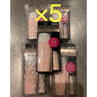 コフレドール(COFFRET D'OR)の【5個セット】コフレドール 毛穴つるんとカバー 化粧持ち下地UV (化粧下地)