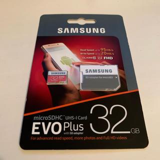 SAMSUNG - サムスン Samsung microSDHCカード