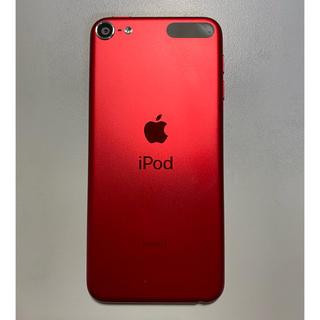 アイポッドタッチ(iPod touch)のApple iPod touch 第7世代 128GB レッド MVJ72J/A(ポータブルプレーヤー)