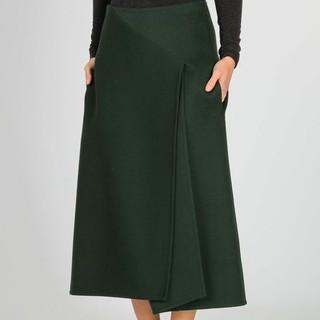 セリーヌ(celine)のセリーヌ ラップスカート 2017AW フィービーファイロ(ロングスカート)