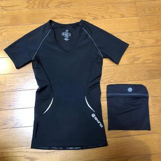 スキンズ(SKINS)のskins A 400 コンプレッションシャツ(アンダーシャツ/防寒インナー)