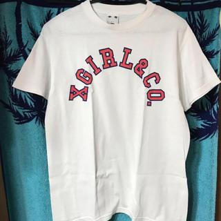 エックスガール(X-girl)の数回のみ   ビッグ ロゴTシャツ(Tシャツ(半袖/袖なし))