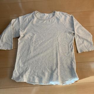 ハリウッドランチマーケット(HOLLYWOOD RANCH MARKET)の☆ SPINNER BAIT ミニ裏毛 ラグラン 七分袖 ☆(Tシャツ/カットソー(七分/長袖))