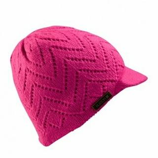 バートン(BURTON)の新品! BURTON ニット帽 ピンク(ニット帽/ビーニー)