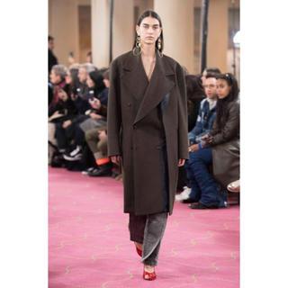 マルタンマルジェラ(Maison Martin Margiela)の求 y project 18aw coat(ピーコート)
