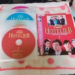 ホテリアー 〈10枚セット〉「レンタル落ちDVD」(韓国/アジア映画)