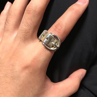 ジョンローレンスサリバン(JOHN LAWRENCE SULLIVAN)のシルバー 925 ベルトリング(リング(指輪))