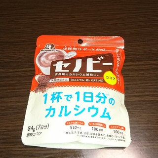 モリナガセイカ(森永製菓)のセノビー 84g(その他)