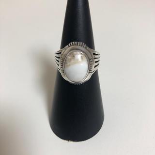 アッシュペーフランス(H.P.FRANCE)のシルバー925天然石リング bijumam e.m. jouete(リング(指輪))