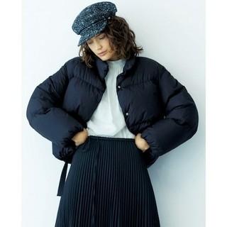 ミラオーウェン(Mila Owen)のミラオーウェン 新品 ダウンジャケット ブラック(ダウンジャケット)