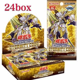 ユウギオウ(遊戯王)の遊戯王 ETERNITY CODE エターニティコード 1カートン(Box/デッキ/パック)