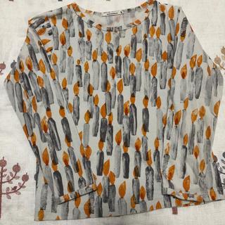 ミナペルホネン(mina perhonen)のkids ミナペルホネン*candle カットソー 120(Tシャツ/カットソー)
