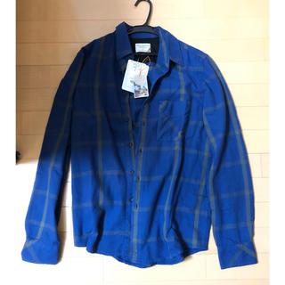 Nudie Jeans - ヌーディー シャツ sサイズ 未使用 19000円