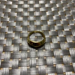 K18ピンキーリング❤︎4号(リング(指輪))