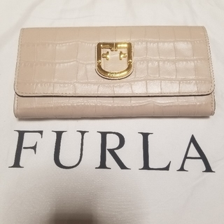 フルラ(Furla)のFURLA BELVEDEREバイフォールド ウォレット長財布(長財布)