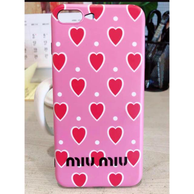 miumiu - iPhoneケースの通販