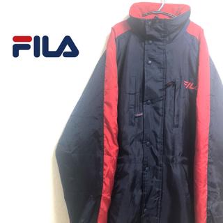 フィラ(FILA)の【最終値下げ】 フィラ FILA 中綿ジャケット ダウンジャケット(ナイロンジャケット)