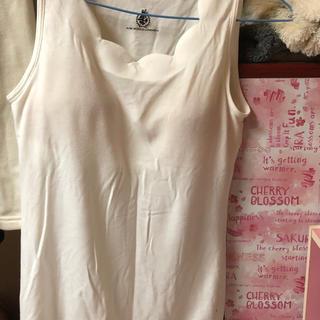 しまむら - パット付きシャツ