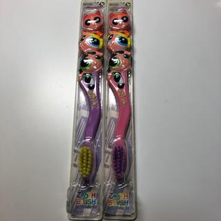 歯ブラシ パワーパフガールズ(歯ブラシ/デンタルフロス)