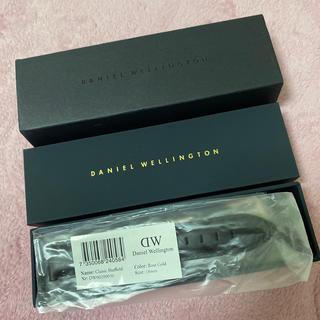 ダニエルウェリントン(Daniel Wellington)のDaniel Wellington ベルト Classic Sheffield(レザーベルト)