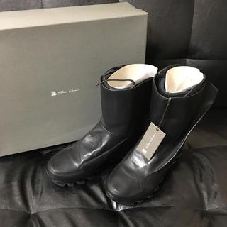 Rick Owens - 新品 定価101,844円 リックオウエンス  ブーツ