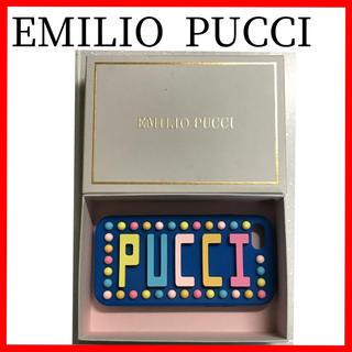 エミリオプッチ(EMILIO PUCCI)のEMILIO PUCCI/エミリオ・プッチ iPhone 7/8 case (iPhoneケース)