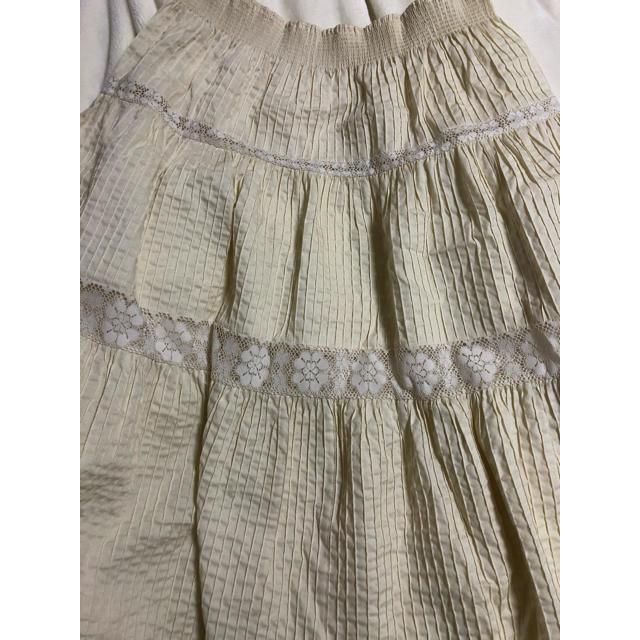 Lochie(ロキエ)のヴィンテージスカート レディースのスカート(ロングスカート)の商品写真