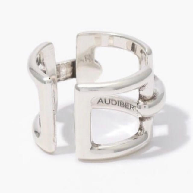 Philippe Audibert(フィリップオーディベール)の新品 PHILIPPE AUDIBERT Errol ring レディースのアクセサリー(リング(指輪))の商品写真