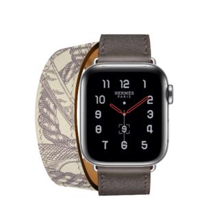 アップル(Apple)のApple Watch series5 HERMES 40mm 新品未開封(腕時計(デジタル))