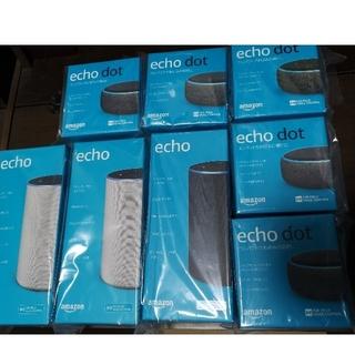 エコー(ECHO)のAmazon Echo & Echo Dot 8点セット(スピーカー)